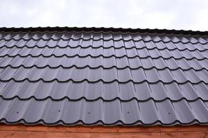 Металлочерепичные крыши
