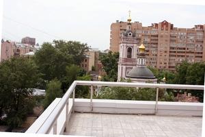 Общее описание парапетов как приспособлений безопасности на крыше