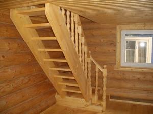 В картинках как сделать лестницу 43