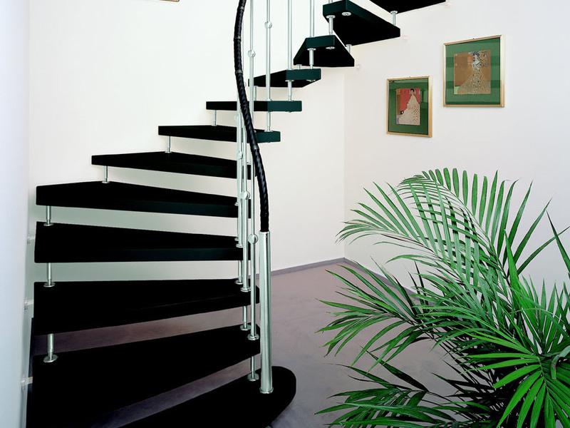 Лестница своими руками в небольшом доме фото 948