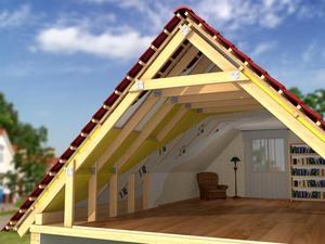 Утеплительные работы с потолком