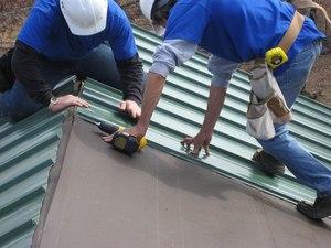 Покрытие для крыши дома