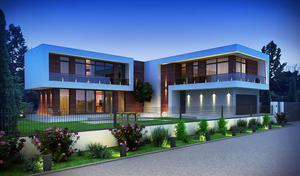 Дизайн домов внешний