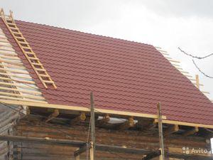 Как накрыть крышу металлочерепицей своими руками